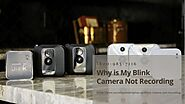 Blink Camera Motion Sensor Not Working 1-8009837116 Call Now