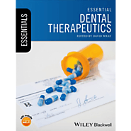 Shop Now! Essential Dental Therapeutics, 1st edition with Discounted Rates