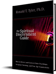 Book - The Spiritual Discernment Guide by Ronald T. Tyler, Ph.D.