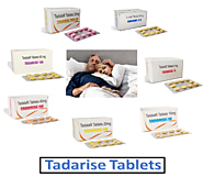 Tadarise: Buy Tadarise Tadalafil Tablet Online Just at $0.57/Pill | Trustableshop