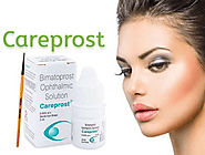 Careprost® Eye Drops 0.03% (Bimatoprost Ophthalmic) Online | Trustableshop