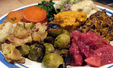 Headline for A New Tradition: 10 Vegan Thanksgiving Recipes