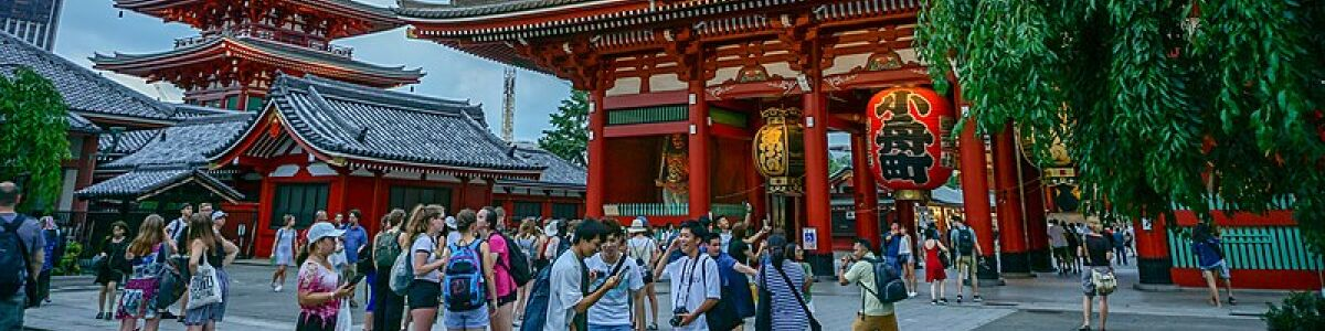 Headline for Top-Rated Tourist Attractions in Tokyo – Visit the Capital of Japan!