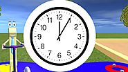Telling Time For Children - Learning the Clock