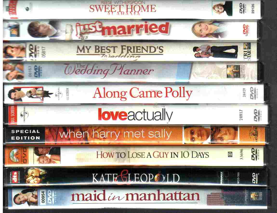 Headline for Chick Flicks for a Lazy Day