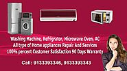 Whirlpool Washing Machine Repair Service Center in Secunderabad
