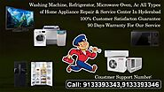 Whrilpool Washing Machine Repair in Secunderabad