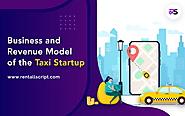 Real facts about the business and revenue model of the taxi startup