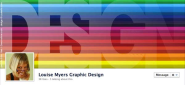 Facebook Timeline Cover Photo: Size, Template, Ideas | Louise Myers Graphic Design