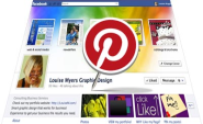 Add a Pinterest Tab to your Facebook Fan Page: Easier than Ever! | Louise Myers Graphic Design