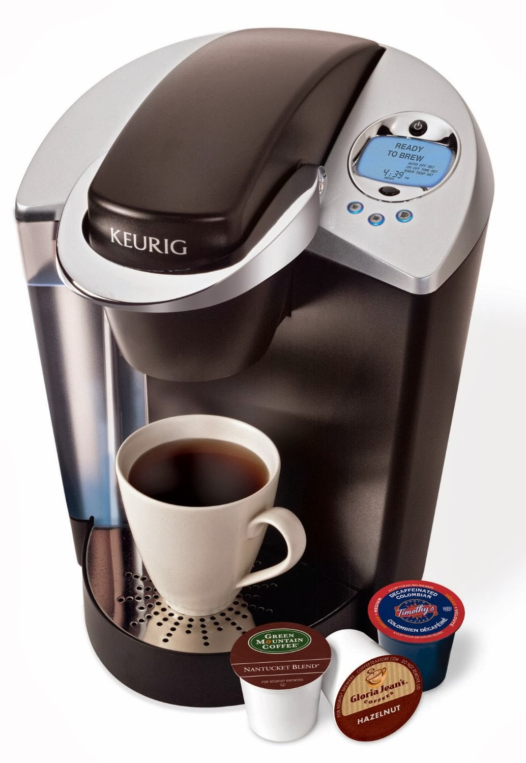 Headline for Best-Rated Single Serve Coffee Maker Machines For Office Use - Reviews 2014