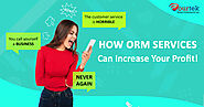 How ORM Services Can Increase Your Profit! – Blog – Fourtek IT Solutions Pvt Ltd