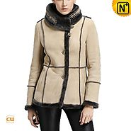 Auckland Womens Fur Trimmed Jacket CW640257
