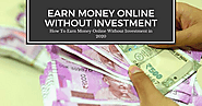 How To Earn Money Online Without Investment in 2020 | RR Brain