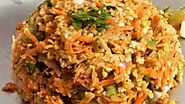 Vegetable pulav - Raw & oil free