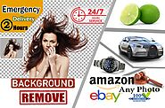 I will do 100 images background removal and fast delivery