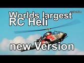 The World's Biggest RC Helicopter Could Carry A Kid. Or Cat.