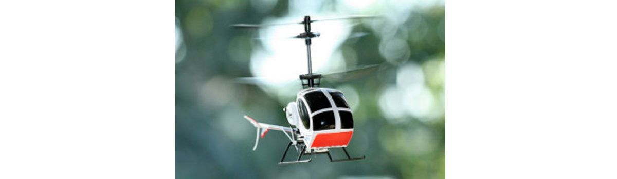 Headline for Top Radio Control Heli's - 2016 Best R/C Helicopters List