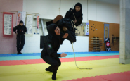 The Female Ninjas of Iran