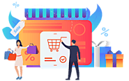 Custom eCommerce Website Designing and Development Company in India Starting From - ₹7999/$299 By foduu.com