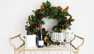 How To Style A Bar Cart Like A Pro