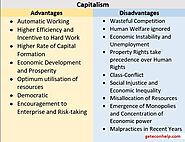 Capitalism: Definition, Characteristics, Pros and Cons - Geteconhelp