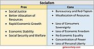 Socialism: Definition, Meaning, Features, Pros and Cons - Geteconhelp