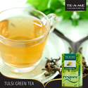 Tulsi And Green Tea: A Powerful Concoction To Drive Your Day!
