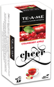 Benefits of Cranberry Apple Infusion Tea
