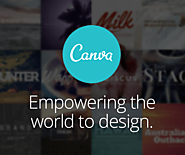 Amazingly Simple Graphic Design Software – Canva