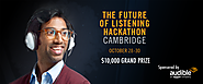 Audible's First Hackathon