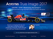 Acronis True Image 2017 Party