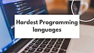 5 Hardest Programming Languages In The World[2020] - Peakfetchers