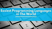 12 Easiest Programming Languages in The World[Popular in 2020] - Peakfetchers