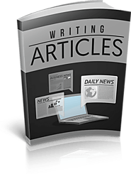 Writing Articles Effectively For Exposure & Traffic. Free Ebook. |