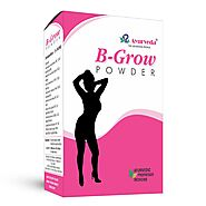 B-Grow | Ayurvedic Weight Gain Powder for Female