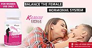 Female Excitement Pill - Kamini Capsule