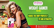 Weight Gain Powder for Females - B-Grow Powder
