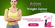 Body Grow Powder For Women - B-Grow Powder