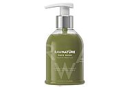 Raw Nature Face Wash, Volcanic Green Clay