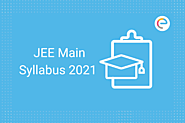 JEE Main Syllabus with Chapter wise Weightage for Paper 1 and 2