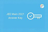 How to Get JEE Main Answer Key and Response Sheet 2021