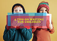 5 Tips on Writing for Children - Janet Councilman