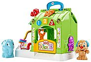 Fisher-Price Laugh and Learn Smart Stages Activity Zoo