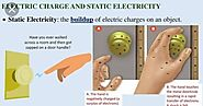 Electric charge and field note