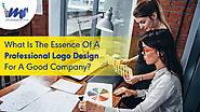 What Is The Essence Of A Professional Logo Design For A Good Company?