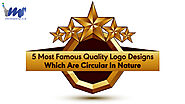 5 Most Famous Quality Logo Designs Which Are Circular In Nature