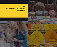 Examples Of Target Markets For Your Business With Example