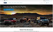 Did Ford Bronco® Trademark Legally Abandon