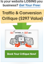 Free Traffic and Conversion Critique from DotComSecrets Local: Local Marketing Strategies that work!